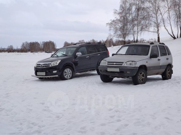 Great Wall Hover, 2008 год, 440 000 руб.