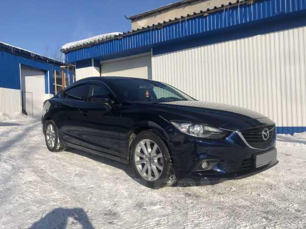 Mazda Mazda6, 2013 год, 840 000 руб.