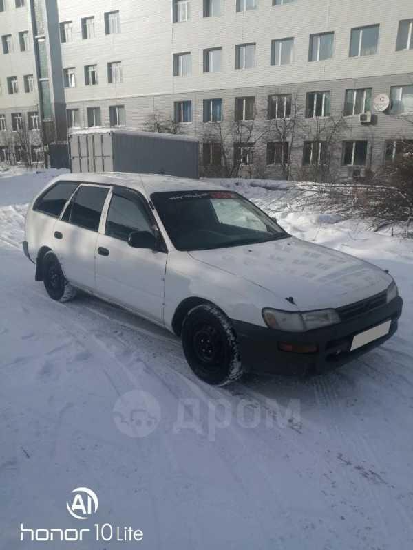 Toyota Sprinter, 2001 год, 145 000 руб.