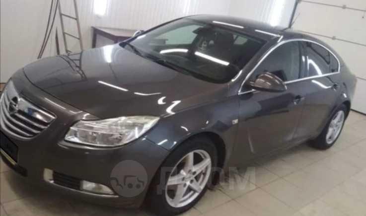 Opel Insignia, 2010 год, 520 000 руб.