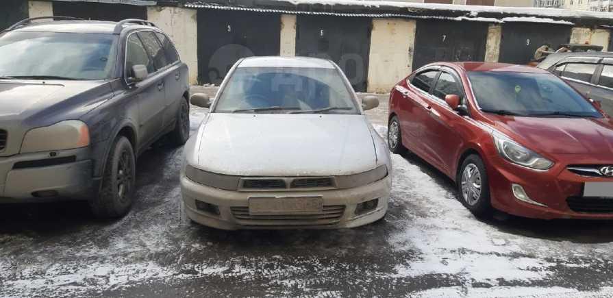 Mitsubishi Galant, 2001 год, 100 000 руб.