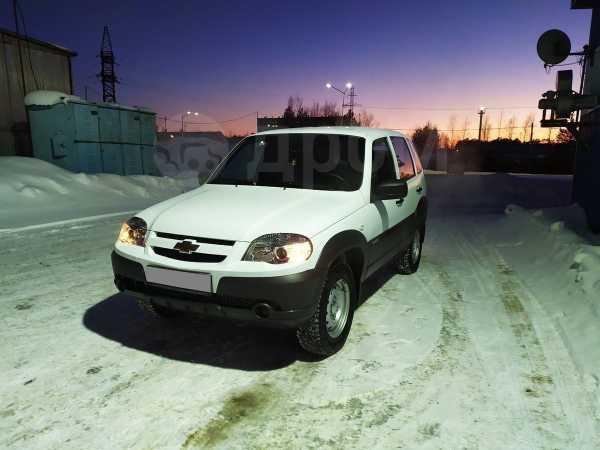 Chevrolet Niva, 2017 год, 510 000 руб.