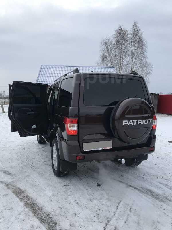 УАЗ Патриот, 2016 год, 620 000 руб.