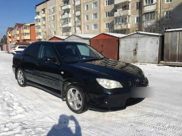 Subaru Impreza, 2007 год, 370 000 руб.