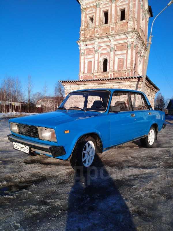 Лада 2105, 1996 год, 40 000 руб.