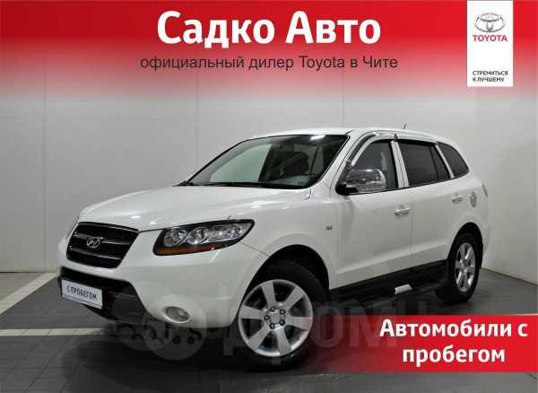 Hyundai Santa Fe, 2009 год, 685 000 руб.