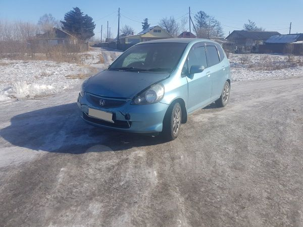 Honda Fit, 2006 год, 255 000 руб.