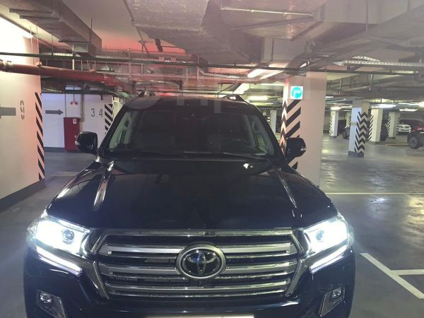 Toyota Land Cruiser, 2018 год, 3 600 000 руб.