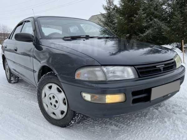 Toyota Carina, 1994 год, 125 000 руб.