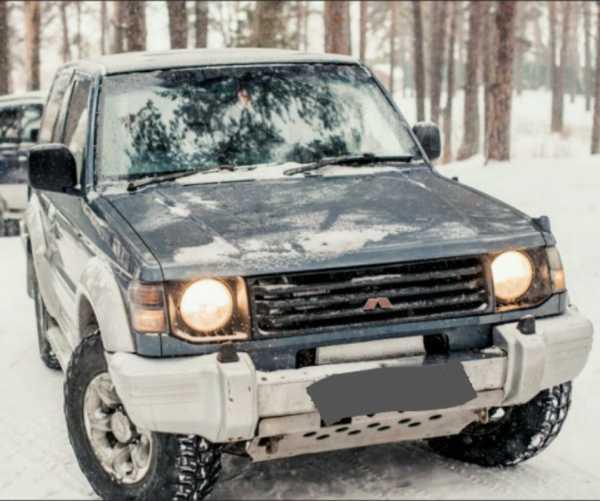 Mitsubishi Pajero, 1991 год, 235 000 руб.