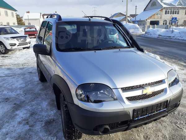 Chevrolet Niva, 2019 год, 760 000 руб.