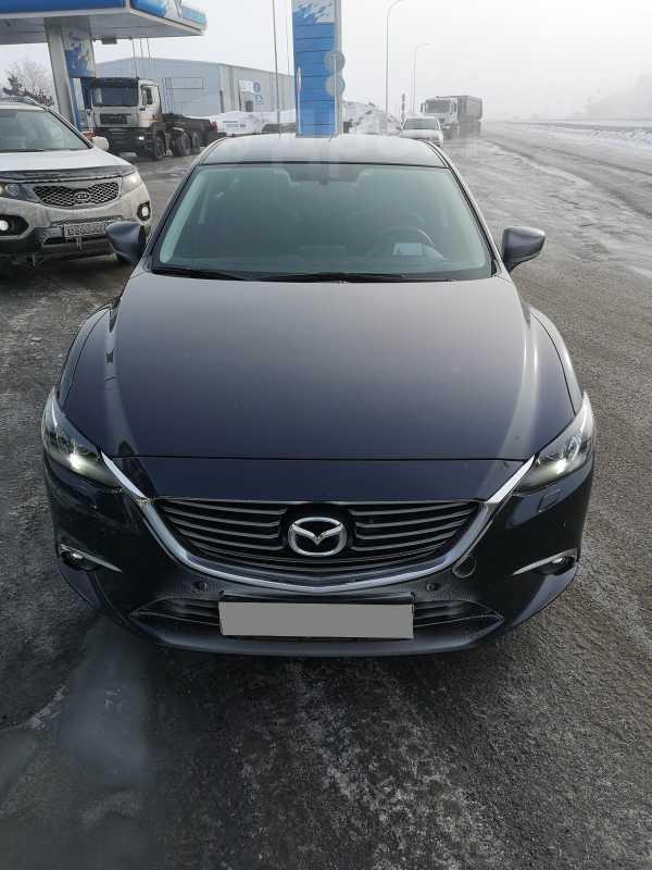 Mazda Mazda6, 2018 год, 1 630 000 руб.