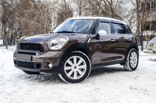 Mini Countryman, 2010 год, 790 000 руб.