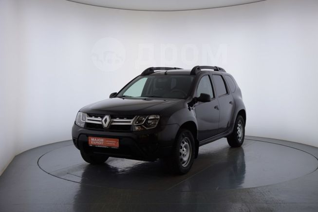 Renault Duster, 2016 год, 680 000 руб.