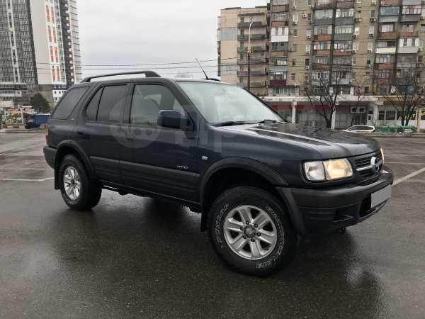 Opel Frontera, 2002 год, 360 000 руб.