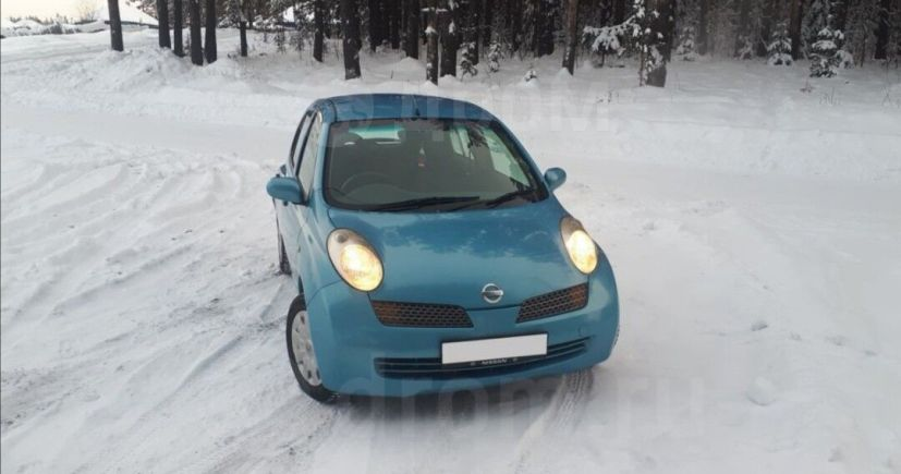 Nissan March, 2003 год, 140 000 руб.