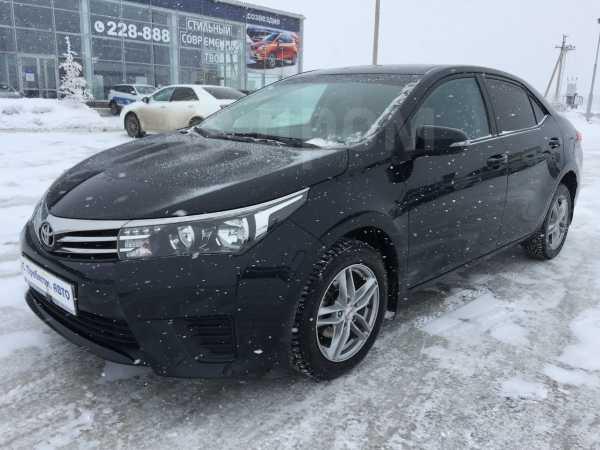 Toyota Corolla, 2013 год, 769 500 руб.