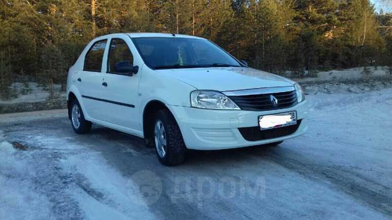 Renault Logan, 2012 год, 318 000 руб.