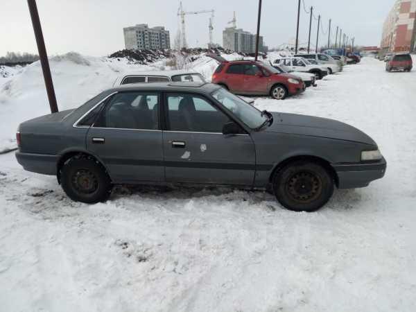 Mazda 626, 1990 год, 60 000 руб.