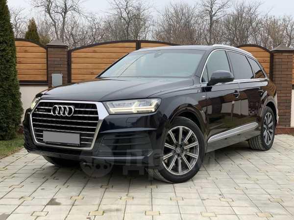 Audi Q7, 2016 год, 2 750 000 руб.