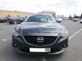 Симферополь Mazda6 2012