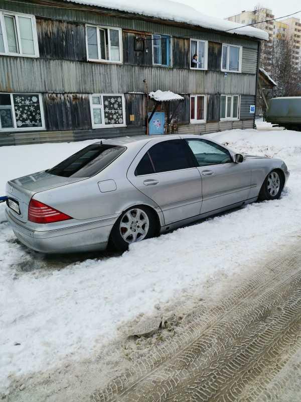 Mercedes-Benz S-Class, 1999 год, 250 000 руб.