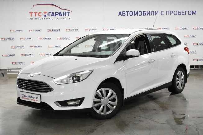 Ford Focus, 2016 год, 701 000 руб.