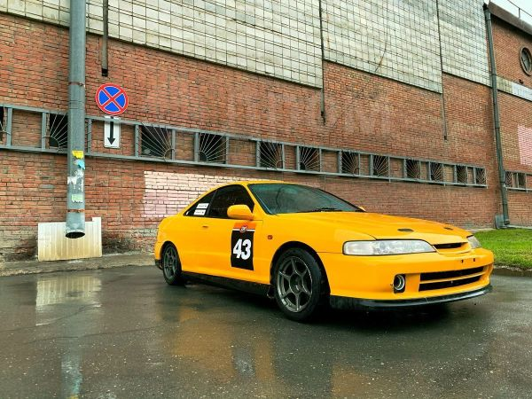 Honda Integra, 1997 год, 500 000 руб.