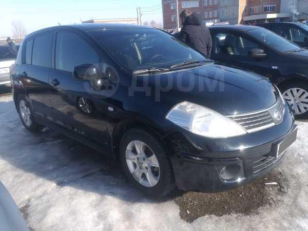 Nissan Tiida, 2007 год, 278 000 руб.