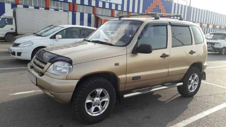 Chevrolet Niva, 2005 год, 255 000 руб.