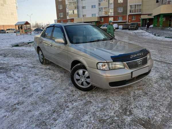 Nissan Sunny, 2002 год, 216 000 руб.