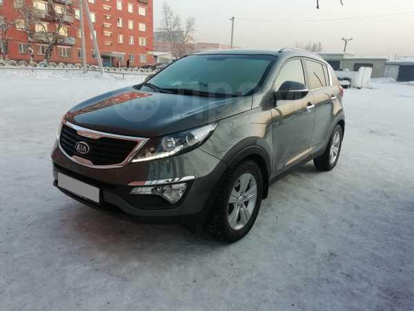 Kia Sportage, 2010 год, 725 000 руб.