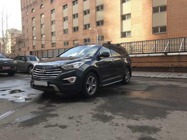 Hyundai Grand Santa Fe, 2014 год, 1 177 000 руб.