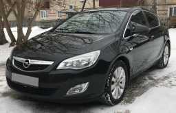 Большие Березники Opel Astra 2011