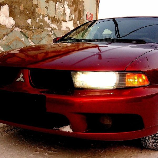 Mitsubishi Galant, 2003 год, 170 000 руб.