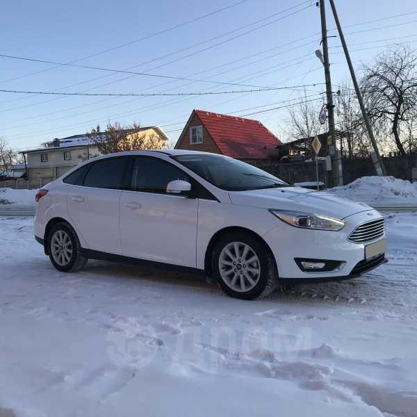 Ford Focus, 2019 год, 930 000 руб.