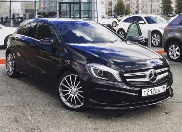 Mercedes-Benz A-Class, 2014 год, 1 100 000 руб.