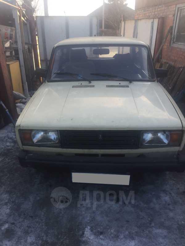 Лада 2105, 1987 год, 30 000 руб.
