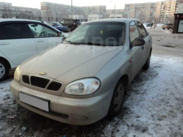 Chevrolet Lanos, 2006 год, 90 000 руб.