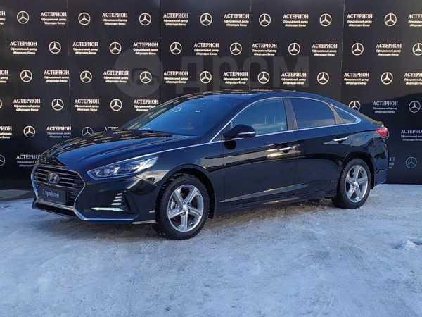 Hyundai Sonata, 2018 год, 1 190 000 руб.