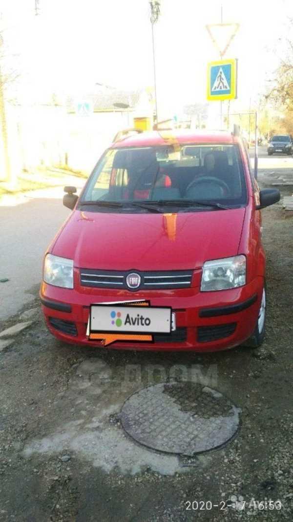 Fiat Panda, 2007 год, 235 000 руб.
