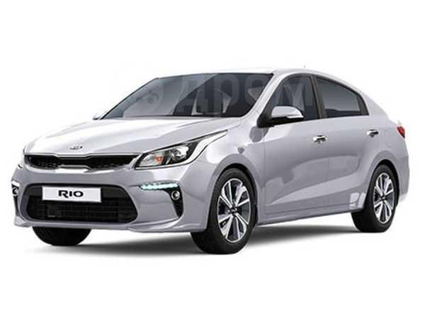 Kia Rio, 2020 год, 919 900 руб.