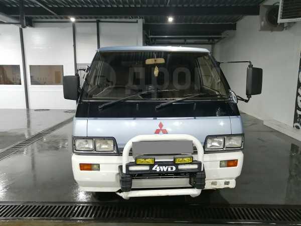 Mitsubishi Delica, 1988 год, 380 000 руб.