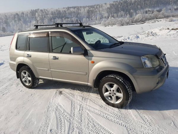 Nissan X-Trail, 2003 год, 410 000 руб.