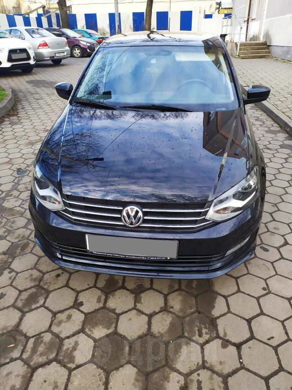 Volkswagen Polo, 2015 год, 560 000 руб.