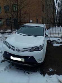 Сыктывкар Toyota RAV4 2013