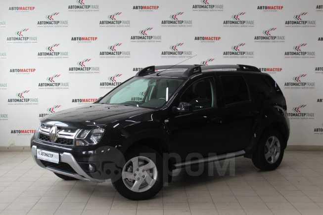 Renault Duster, 2017 год, 835 000 руб.