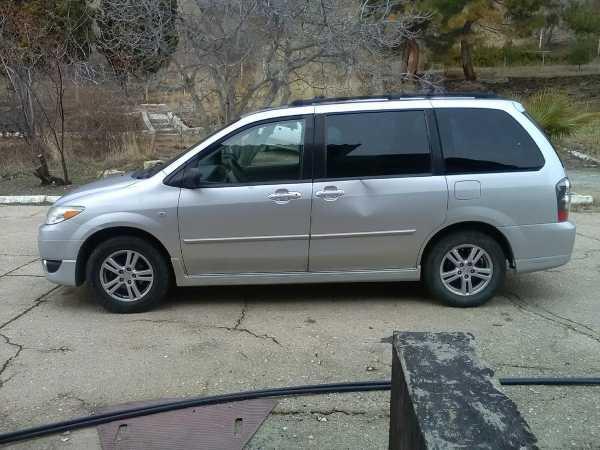 Mazda MPV, 2004 год, 299 900 руб.