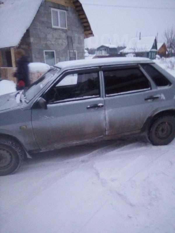 Лада 2109, 1997 год, 25 000 руб.