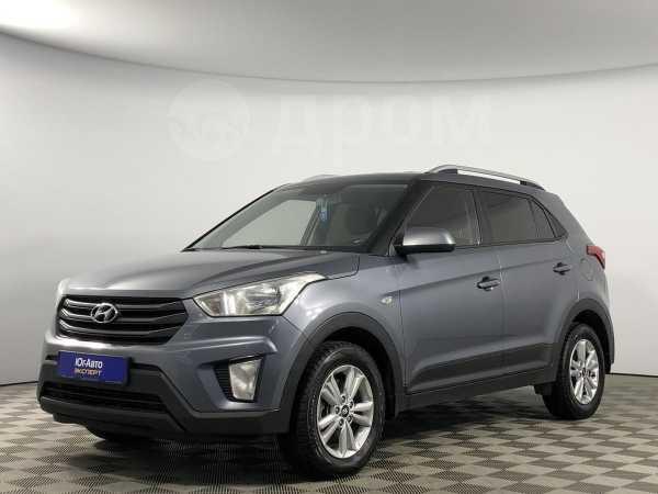 Hyundai Creta, 2016 год, 975 500 руб.